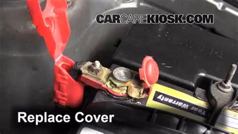Kia Picanto Battery Cambio De Bater 237 A De Kia 2001 2005 2004 Kia 1 6l