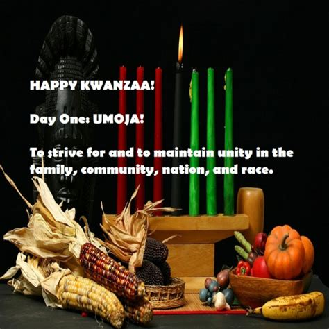 happy first day of kwanzaa afrocentriqueaz