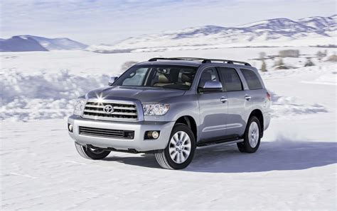 toyota sequoia width 2017 toyota sequoia 4x4 platinum test size matters