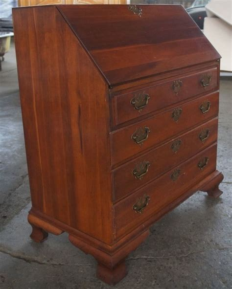 solid wood secretary desk solid antique secretary desk value antique secretary