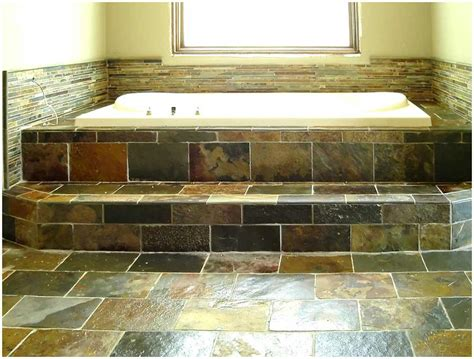 natural bathroom best tile for bathroom types