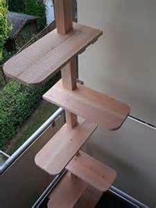 balkon für katzen einrichten 4286 cat ladder in uppsala sweden ideas hunde
