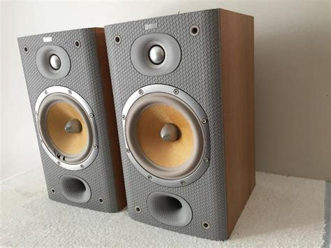 bowers wilkins dm601 s3 bookshelf speakers sorrento wood