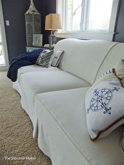 white loveseat slipcover 1000 ideas about sofa slipcovers on pinterest sofa