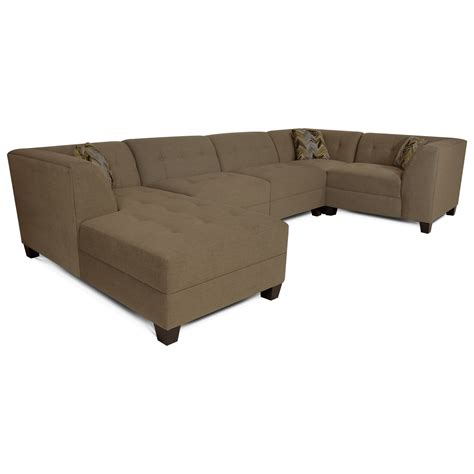 England Miller Sectional Sofa With 4 5 Seats Prime 5 Sectional Sofa