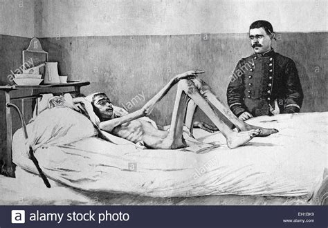 algerian men in bed famine in algeria a man rescued from starvation in the