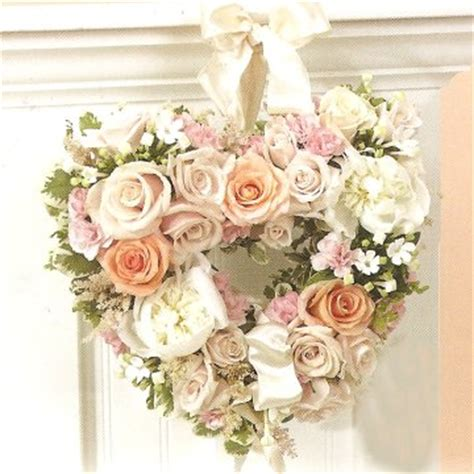 flower wedding wreath florist foam