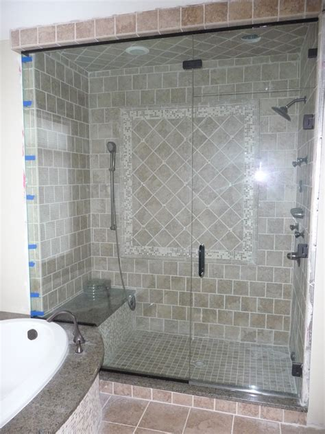 easy to install bathroom flooring 4 tiles you can choose for bathroom shower walls