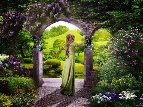 daydreaming secret garden  hd wallpapers hd wallpaper