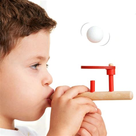 blow ball game classic childrens early childhood fun