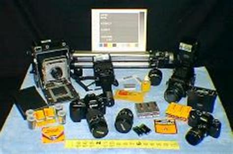 Forensic Photography Supplies by Crime Equipment