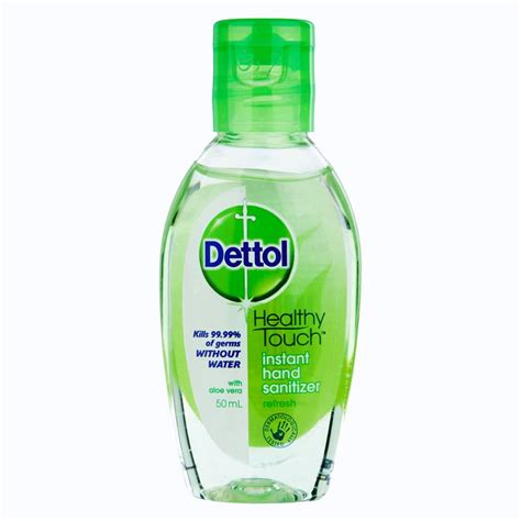 Dettol Sanitizer 50 Ml 8993560027247 buy dettol instant liquid sanitizer refresh anti bacterial 50ml at chemist warehouse 174