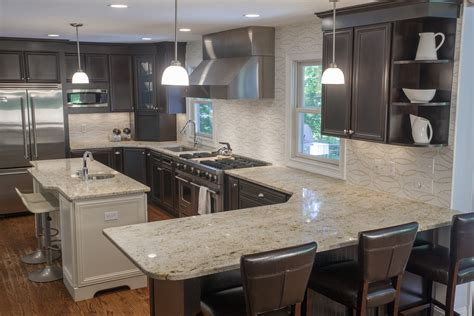 light kitchen countertops top 5 light color granite countertops