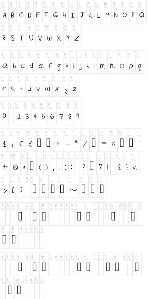 dafont handwriting akeylah s handwriting font dafont com