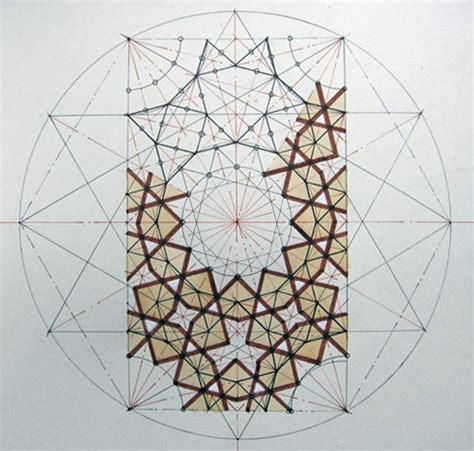 islamic pattern work geometric mobeenashraf