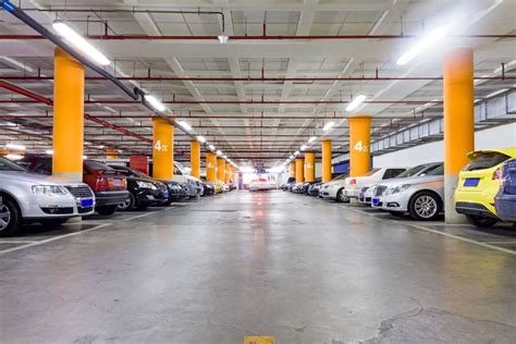 underground parking garage underground parking garage painting contractor company