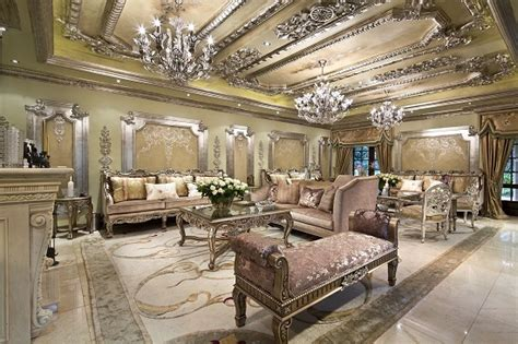 Spanish Style Home Plans 37 fascinating luxury living rooms designs