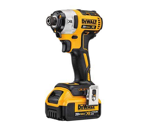 dewalt impact driver 20v deal on dewalt dcf887m2 20v impact driver kit at toolpan