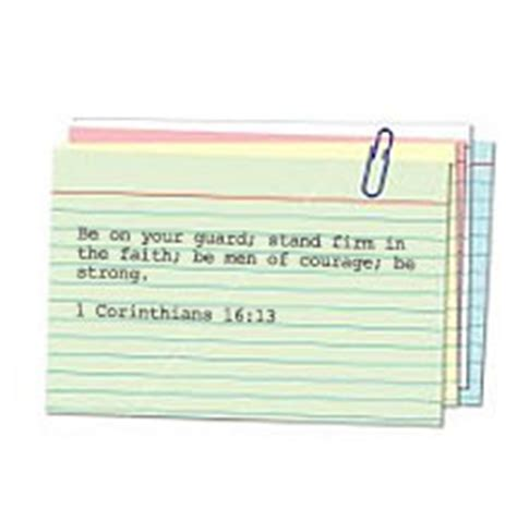 Scripture Memory Cards Template by Treasures In You The Supreme Memory Book Is A Complete