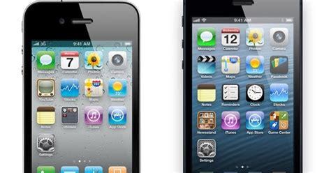 Handphone Iphone Terkini zona inormasi teknologi terkini harga dan spesifikasi handphone terbaru iphone 5 iphone 4s