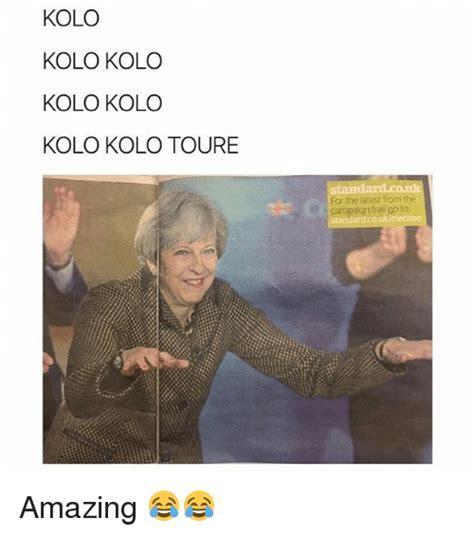 Kolo Toure Memes - 25 best memes about uk election uk election memes