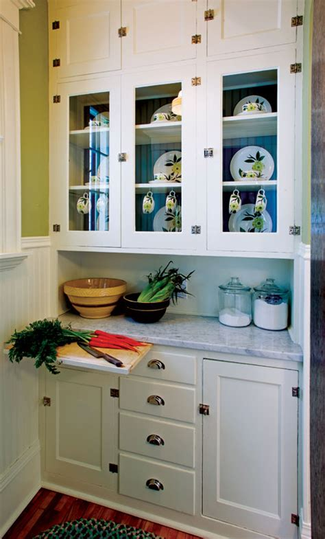 Adding A Pantry To A Kitchen by 1940s Inspired Kitchen House