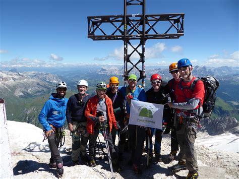 Alta Via 2 Dolomitas Ascenso A La Marmolada   alta via 2 dolomitas ascenso a la marmolada