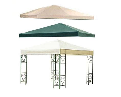 gazebo cover gazebo covers replacement 10x12 gazeboss net ideas