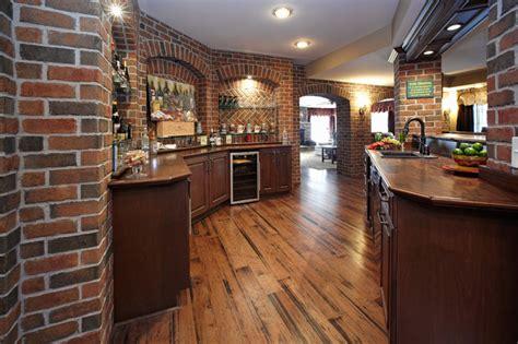 finished basement bar traditional basement detroit