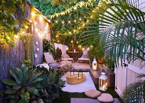 cute small gardens  outdoor spaces