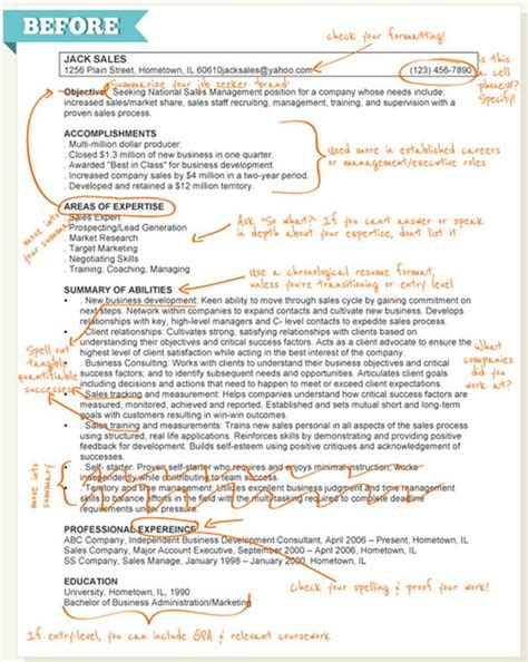 how to make your resume better infographic resume tips