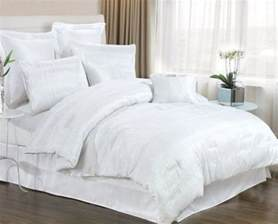 White Bedding Sets 8 White Bedding Set Includes Comforter King