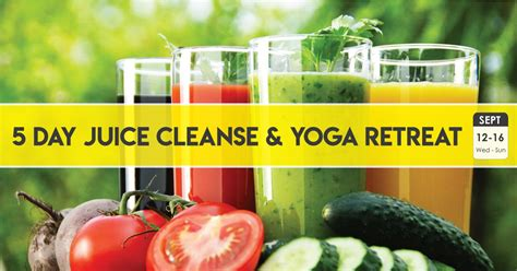 Retreat Maine Juice Detox by Health Wellness And Relaxation Retreats In Nc Prama