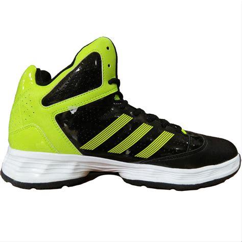 green adidas basketball shoes adidas tyrant basketball shoes green and black buy
