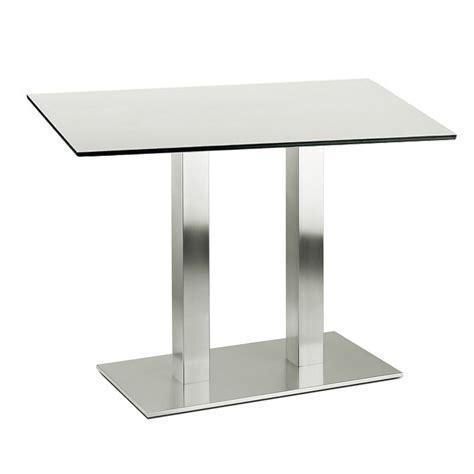 tavolo da ristorante pe4462 per bar e ristoranti basamento doppio per tavolo