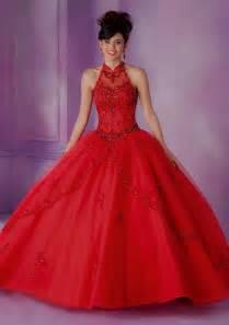 quinceanera dresses red 2015 naf dresses