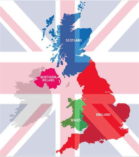 difference  united kingdom great britain  england