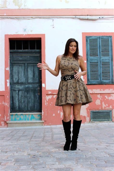 how to wear boots with how to wear boots with dresses v style