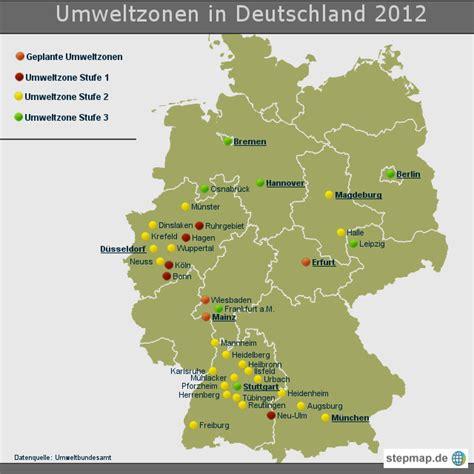 deutsches büro grüne karte telefonnummer umweltzonen in deutschland tagblatt landkarte f 252 r