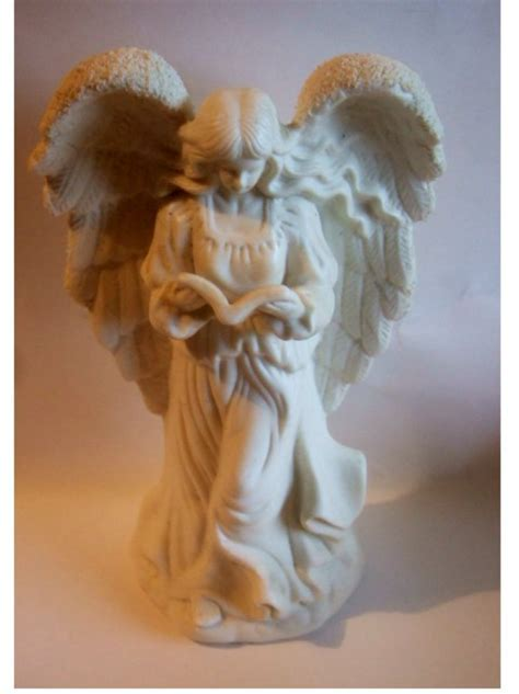 Ceramic Angel Statue Figurine