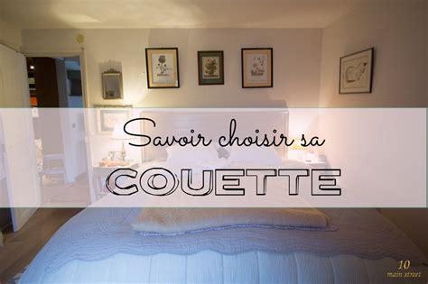 Choisir Sa Couette by Savoir Choisir Sa Couette Douceur Et Confort Pour Bien