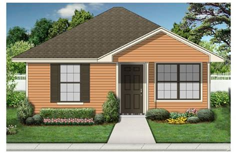 Small One Bedroom House Plans by One Bedroom House Plans With Garage Small One Bedroom