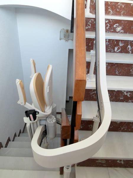 silla curve sillas subeescaleras curve