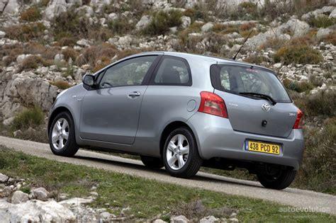 toyota yaris 3 doors specs 2006 2007 2008 autoevolution