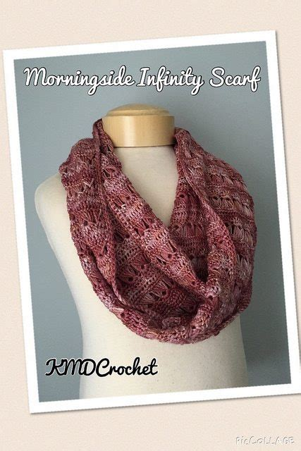 broomstick infinity scarf 20 beautiful broomstick lace crochet patterns crochet