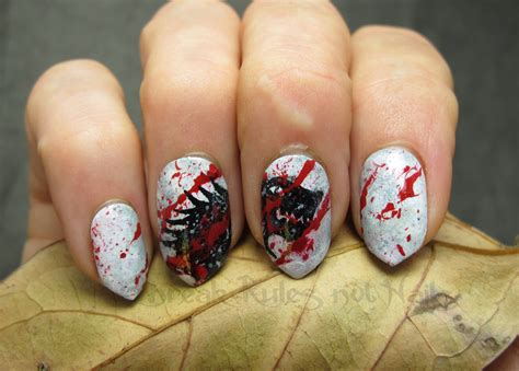 design nail art games game of thrones nail art break rules not nails