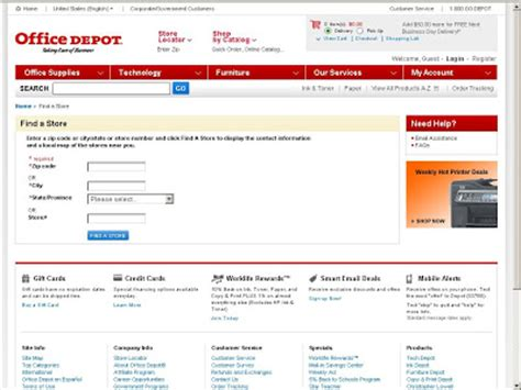 Office Depot Global Locations Office Depot Store Locator Ready2beat Buzz And
