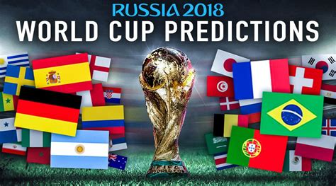 russia world cup world cup 2018 predictions winner sleeper teams to