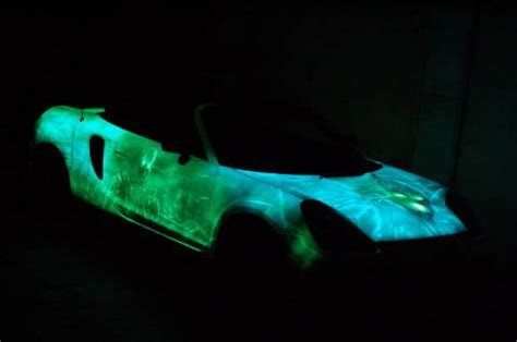 glow in the paint on cars paint or vinyl do you really your car wraps