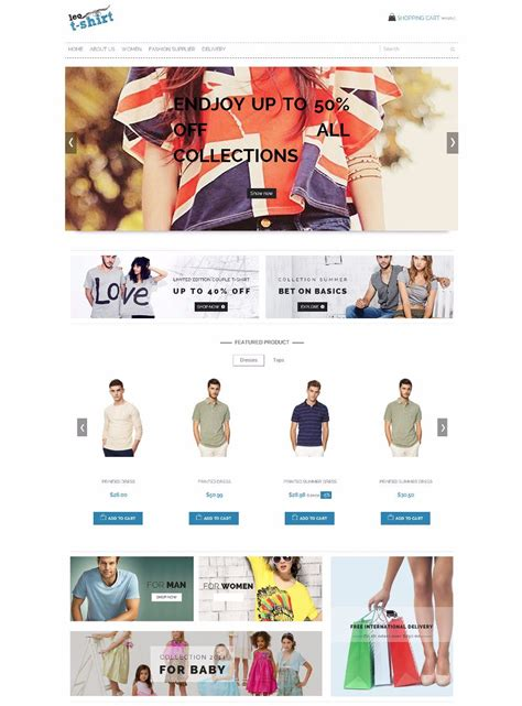 themes toko online wordpress gratis 6 theme prestashop gratis untuk toko online anda jurnal web